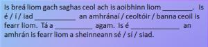 An Ceoltóir - Banna Cheoil is fearr liom